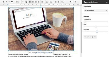 11 trucos y add-ons para darle superpoderes a Google Docs | Educacion, ecologia y TIC | Scoop.it