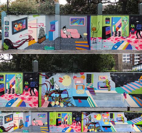 Vandalog – A Street Art Blog » WSDM Crew | arte callejero | Scoop.it