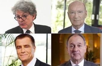 Le salaire des dirigeants des plus grandes ESN françaises en 2016 | Politique salariale et motivation | Scoop.it