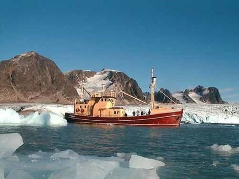 #Svalbard - #Spitzberg - #Arctique -  #Isbjørnen sur M6 replay #video | Hurtigruten Arctique Antarctique | Scoop.it