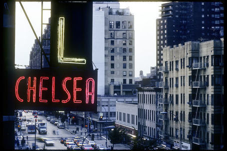 Au Chelsea Hotel, sur les traces de Patti Smith - le Monde | Bruce Springsteen | Scoop.it