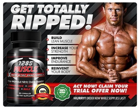 1285 Muscle Review – Increase Muscle Mass and Gain Energy! | GetTonedChiseledBody | Scoop.it