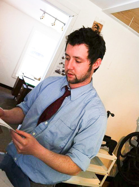 Boxcar Talk With Guy Pettit   Boxcar Press   letterpress printing   Scoop.it