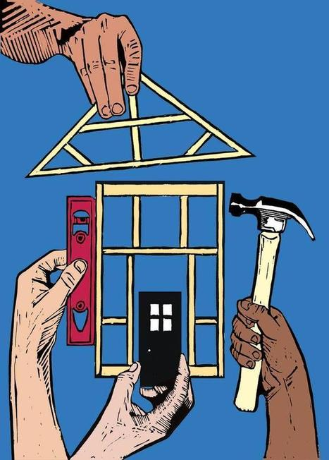 Unfinished Houses | Student Leadership | Scoop.it