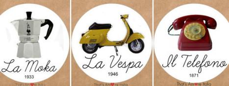 5 invenzioni italiane che hanno cambiato il mondo   Thatsamoreitalia   TRAVEL JOURNAL   Scoop.it