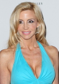 Camille Grammer finishes cancer treatment   The Real Housewives News & Gossip   Scoop.it