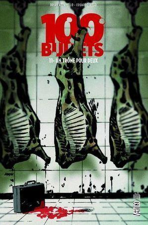 Tout 100 Bullets chez Urban - Comics Place | GeekBill | Scoop.it