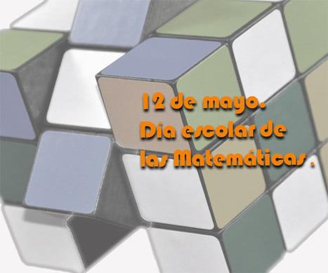 12 de Mayo. Día escolar de las Matemáticas | Aplicaciones web | Scoop.it