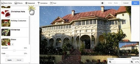 How to Use the Google Plus Creative Kit to Edit & Spice Up Photos | Goal setting for 2012 | Scoop.it