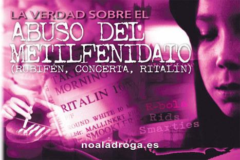 Abuso de Ritalín, efectos mortales del Ritalín en niños. | Drogas | Scoop.it