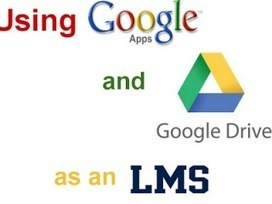 Using GoogleApps as a Free #LMS | Moodle & Mahara | Scoop.it