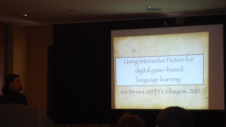 > learn language: Using Interactive Fiction for digital game-based language learning | Glasgow Online | Interactive Fiction and Digital Game-based Learning | Scoop.it