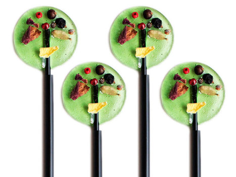 Pack de 4 Piruletas para Gin Tonic | GinTonics | Scoop.it