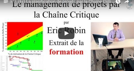Planification de projets selon la méthode Chaîne Critique | Christian Hohmann | Chaîne Critique | Scoop.it