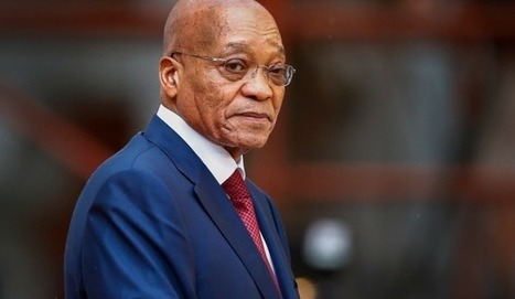 12 South African Personalities Calling For President Jacob Zuma To Step Down@Mauritius Offshore Stockbrokers   Africa : Commodity Bridgehead to Asia   Scoop.it