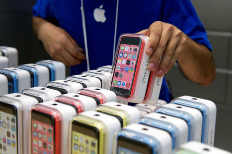Apple Said Developing Curved IPhone Screens | Intresting | Scoop.it