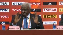 Former IAAF President Lamine Diack Arrested | World Athletics Track and Field | Scoop.it