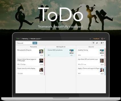 Veilig online samenwerken gratis mogelijk met ToDo | Online samenwerken en leren 2.0 | Scoop.it