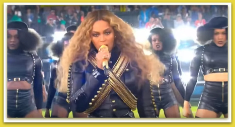 Was Michelle Obama In On Beyonce's Cop-Hating, Pro-Black Panther Super Bowl Performance‽ | Conservative Politics | Scoop.it