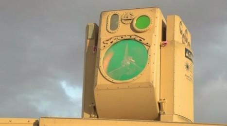Boeing crea arma para derribar drones a 40 km de distancia | Bits on | Scoop.it