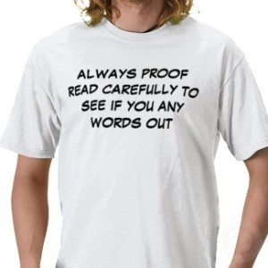 How To Self Edit And Proof Read Your Book | Publishing Digital Book Apps for Kids | Scoop.it