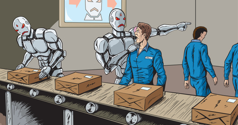 Robots won't just take jobs, they'll create them | Technologie Au Quotidien | Scoop.it
