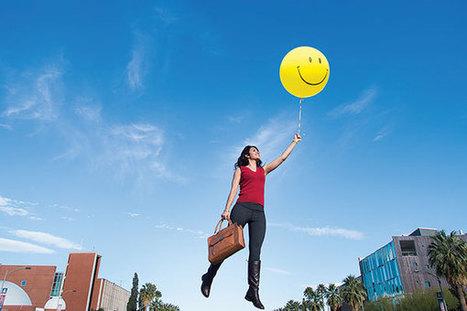 The Pursuit of Happiness | Arizona Alumni Magazine | CALS in the News | Scoop.it