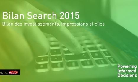 +19% d'investissements sur le paid search en 2015 vs 2014 selon Kantar Media | Référencement | Scoop.it