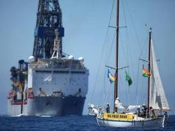 Oil drilling stand-off on the high seas | Oil Spill | Scoop.it