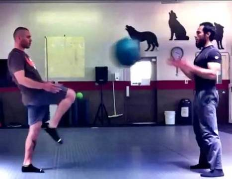 4 Medicine Ball Exercises for Fighters | MMA Strength and Conditioning | Scoop.it