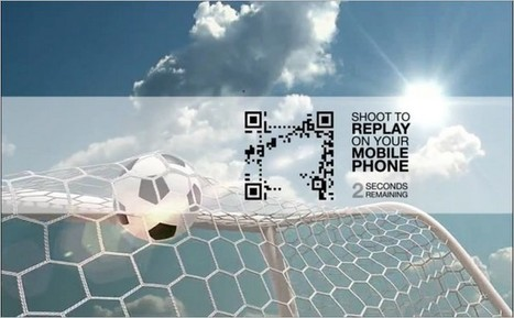 QRmovie Integrates QR Codes Into A Moving Image | QR code experience | Scoop.it