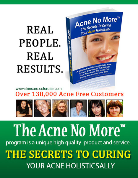 Beauty & Skin Care – The Acne No More program is an original high quality Product | Beauty & Skin care | Scoop.it