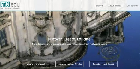 ITNedu - The leading source of educational video content | Handy Online Tools for Schools | Scoop.it