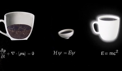 Physics & Caffeine: Stop Motion Film Uses a Cup of Coffee to Explain Key Concepts in Physics | Math, technology and learning | Scoop.it