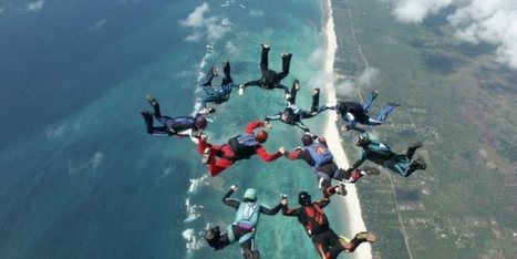 All you wants to know about Skydiving (Parachuting)   Sportycious   Scoop.it