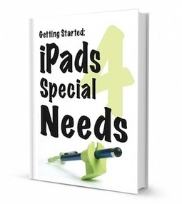 Getting Started iPads For Special Needs Book: Home | iPad Lessons | Scoop.it