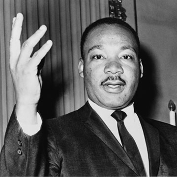 Here is the true meaning and value of compassion and nonviolence, - Martin Luther King, Jr | Empathy | Scoop.it