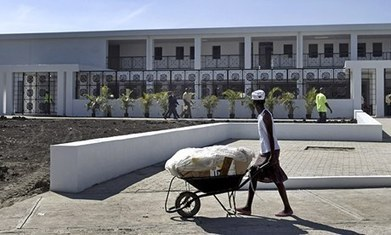 Haiti switches on to solar power as sustainable electricity solution | Alternative solutions: the world is changing | Scoop.it