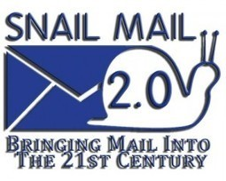 Snail Mail 2.0 - Bringing Mail To The 21st Century | Professional Online Marketing | Scoop.it
