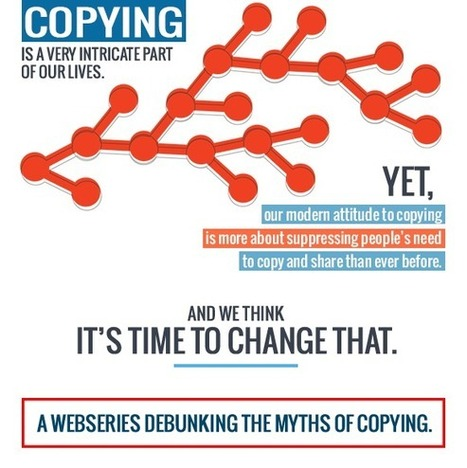 Copy Me: a new critical animation series about copying, culture and copyright - boingboing | Instructional Design: Online Learning | Scoop.it