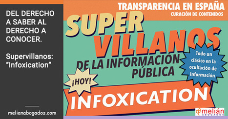 Exceso de Información: El Supervillano Infoxication | #TRIC para los de LETRAS | Scoop.it