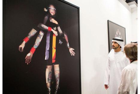 8th edition of Art Dubai features the fair's largest and most dynamic programming to date | Victor, guide touristique a Dubai et dans les Emirats arabes unis pour des visites privées et sur mesure en français. | Scoop.it