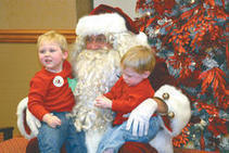 Santa Claus, 'Frozen' characters at library Dec. 7 | Tennessee Libraries | Scoop.it