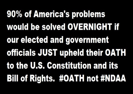 90% of America's problems would be solved OVERNIGHT if ............... | Criminal Justice in America | Scoop.it