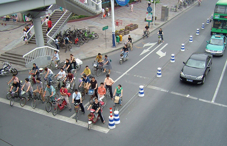 10 Principles for Transport in Urban Life : My City : Our Cities Ourselves | ARCHIresource | Scoop.it