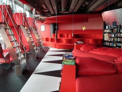 Architecture et aménagement   Architecture des bibliothèques   Scoop.it