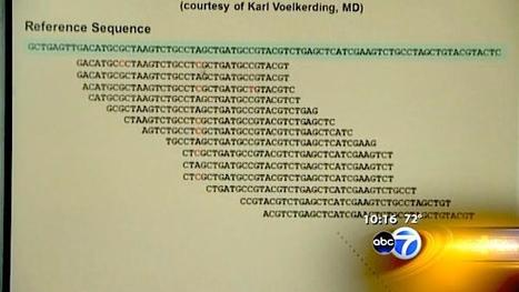 Mapping your genetic code - ABC7Chicago.com   Genomique   Scoop.it