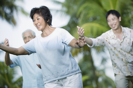 12 Reasons to Try Tai Chi - Huffington Post | Tai Chi Chuan Helps To Stay Young | Scoop.it