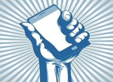 Mobile Is The New Black: Make Your Social Media Mobile Friendly | Marketing Revolution | Scoop.it