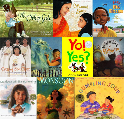 PaperTigers 10th Anniversary Extra! Top 10 Multi-Cultural Picture Books by Cynthia Leitich Smith | AboriginalLinks LiensAutochtones | Scoop.it
